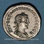 Monnaies Philippe II, césar (244-247). Tétradrachme. Antioche sur l'Oronte, 249