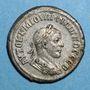 Monnaies Philippe II, césar (244-247). Tétradrachme syro-phénicien. Antioche sur l'Oronte