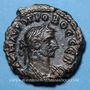 Monnaies Probus (276-282). Tétradrachme. Alexandrie, an 5 (279-280). R/: Homonia debout à gauche