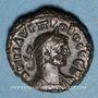 Monnaies Probus (276-282). Tétradrachme. Alexandrie, an 6 (280-281). R/: aigle debout à droite