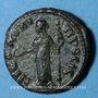 Monnaies Septime Sévère (193-211). Bronze. 16 mm. Nicopolis (Moésie Inférieure). R/: Héra