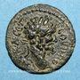 Monnaies Septime Sévère (193-211). Bronze. Acrasus (Lydie)