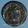 Monnaies Septime Sévère (193-211). Bronze. Marcianopolis (Moésie). R/: Cybèle