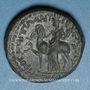 Monnaies Titus (69-81). Bronze. Hippos, Décapole (Antioche ad Hippum)