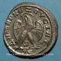 Monnaies Trébonien Galle (251-253). Tétradrachme syro-phénicien. Antioche sur l'Oronte