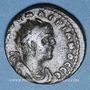 Monnaies Valérien (253-260). Bronze. Anazarbos, an 272 (= 253/254). (Cilicie)