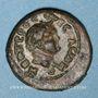 Monnaies Vespasien Néotéros. Bronze frappé sous Domitien. Smyrne, vers 95 ap. J-C