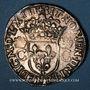 Monnaies Charles IX (1560-1574). Teston, 1er type. 1563. Rennes
