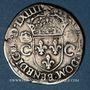 Monnaies Charles IX (1560-1574). Teston, 1er type. 1564 M. Toulouse