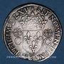 Monnaies Charles IX (1560-1574). Teston, 1er type. 1565 M. Toulouse