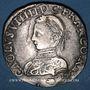 Monnaies Charles IX (1560-1574). Teston, 1er type, 1566 H. La Rochelle