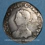 Monnaies Charles IX (1560-1574). Teston du Dauphiné. 1567 Z. Grenoble
