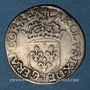 Monnaies Charles IX (1560-74). Sol parisis 1565 P. Dijon