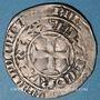 Monnaies Charles V (1364-1380). Blanc au K (20 avril 1365)