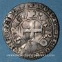 Monnaies Charles V (1364-1380). Gros tournois, 2e émission