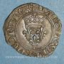 Monnaies Charles VI (1380-1422). Gros dit florette, 3e émission (7 mars 1419)