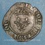 Monnaies Charles VI (1380-1422). Gros dit florette, 5e émission (2 juillet 1419)