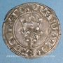 Monnaies Charles VI (1380-1422). Monnayage du dauphin Charles. Florette, 1ère émission (1419).