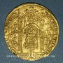 Monnaies Charles V (1364-1380). Franc à pied (20 avril 1365)