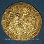 Monnaies Charles VI (1380-1422). Ecu d'or à la couronne