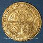 Monnaies Henri VI (1422-1453). Salut d'or, 2e émission. Rouen
