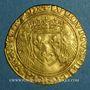 Monnaies Louis XII (1498-1514). Ecu d'or au porc-épic. Châlons-en-Champagne, point 21e