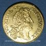 Monnaies Louis XIV (1643-1715). Louis d'or à l'écu 1690 A. Réformation