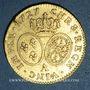 Monnaies Louis XV (1715-1774). Louis aux lunettes 1727 A