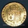Monnaies Louis XVI (1774-1793). Double louis d'or au buste nu 1786T. Nantes. 1er semestre