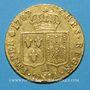 Monnaies Louis XVI (1774-1793). Louis d'or au buste nu 1787 A