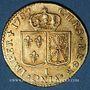 Monnaies Louis XVI (1774-1793). Louis d'or au buste nu 1787I. Limoges. 2e semestre