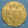 Monnaies Louis XVI (1774-1793). Louis d'or au buste nu 1788A. 1er semestre.