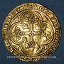 Monnaies Philippe VI de Valois (1328-1350). Ecu d'or à la chaise. 4e émission (13 août 1348)