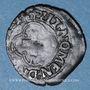 Monnaies François I (1515-1547). Double tournois à la croisette. M = Toulouse