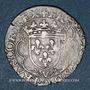 Monnaies François I (1515-1547). Douzain à la croisette. Turin (V)