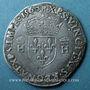 Monnaies François II (1559-1560). Monnayage au nom d'Henri II. Teston, 2e type, 1560 M. Toulouse
