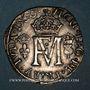Monnaies François II (1559-1560). Teston 1560. Frappé en Ecosse