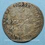 Monnaies Henri II (1547-1559). Douzain aux croissants 1550 Y. Bourges