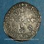 Monnaies Henri II (1547-1559). Douzain aux croissants 1551 P. Dijon