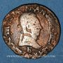 Monnaies Henri III (1574-1589). Double tournois 1581 E. Tours. Inédit ?