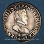 Monnaies Henri IV (1589-1610). 1/2 franc 1603 &. Aix
