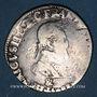 Monnaies Henri IV (1589-1610). 1/2 franc 1605 &. Aix