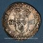 Monnaies Henri IV (1589-1610). 1/4 d'écu, 2e type, 1603&. Aix