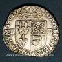 Monnaies Henri IV (1589-1610). 1/4 d'écu de Béarn 1602. Pau