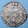 Monnaies Henri IV (1589-1610). Douzain, 2e type, 159(...) R. Saint-André de Villeneuve-lès-Avignon