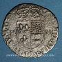 Monnaies Henri IV (1589-1610). Douzain de Béarn, 1er type, 1590. Morlaas