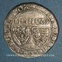 Monnaies Henri VI d'Angleterre (1422-1453). Blanc aux écus. Paris