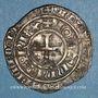 Monnaies Jean II le Bon (1350-1364). Blanc au châtel tréflé, 1ère émission