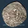 Monnaies Jean II le Bon (1350-1364). Blanc au châtel tréflé, 3e émission (17 mai 1354)