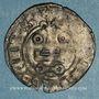 Monnaies Jean II le Bon (1350-1364). Denier tournois, 3e type, 1ère émission